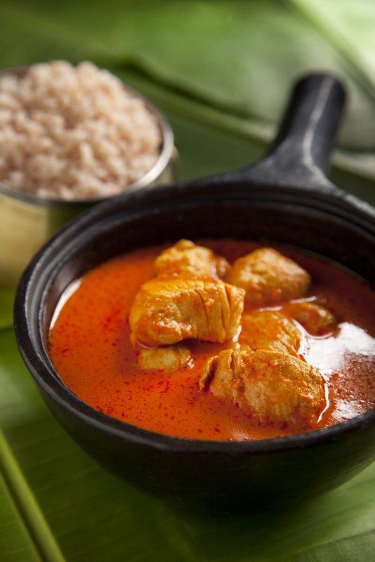 Allapuzha Meen Curry