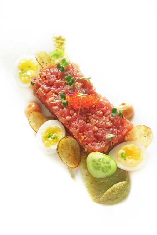 olive beach-turkish inspired tuna tartar-sanjay ramchandran-052