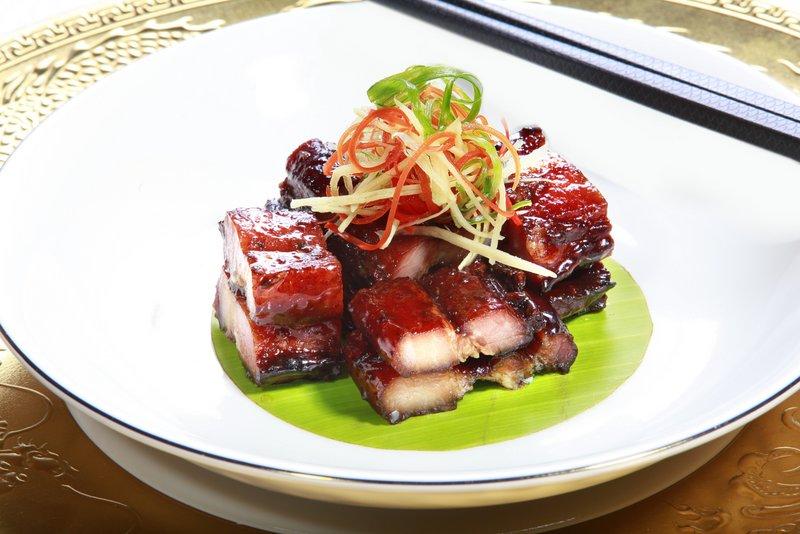 Guangdong style roasted pork (2)